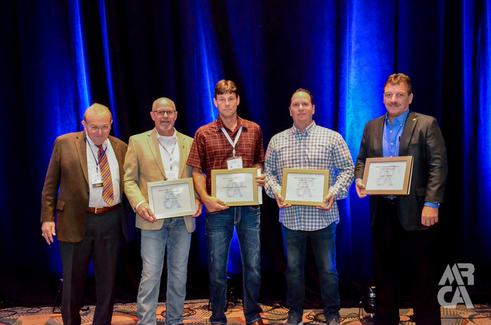 2018 Gold Safety Award Winners