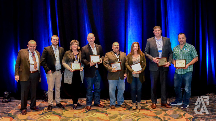 2018 Platinum Safety Award Winners