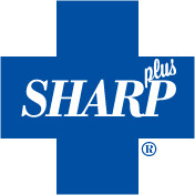 SHARP Plus Logo