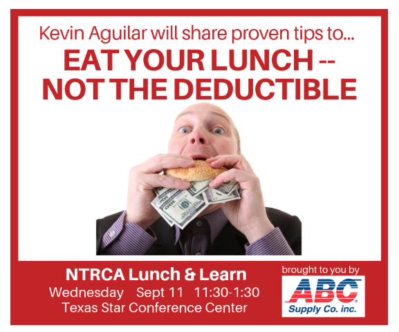 NRTCA Lunch & Learn