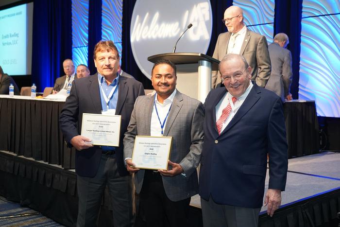 2018 Gold Safety Award Winners