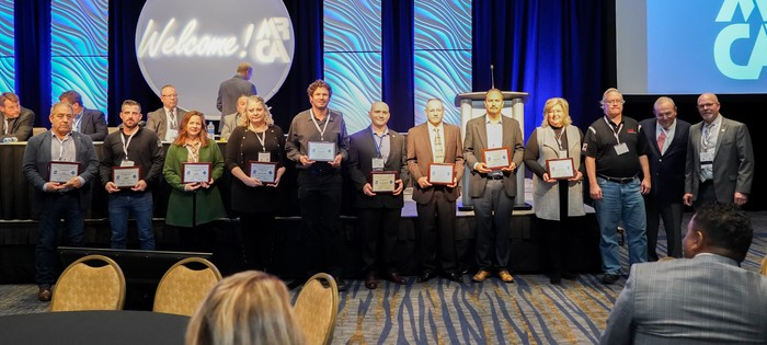 2018 Platinum Safety Award Winners