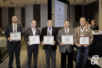 2016 Silver & Bronze Safety Award Winners