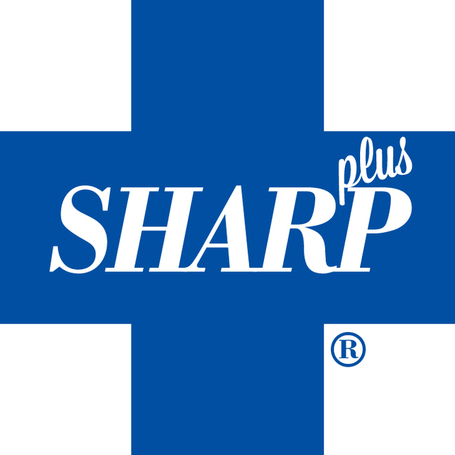 SHARP Plus Logo